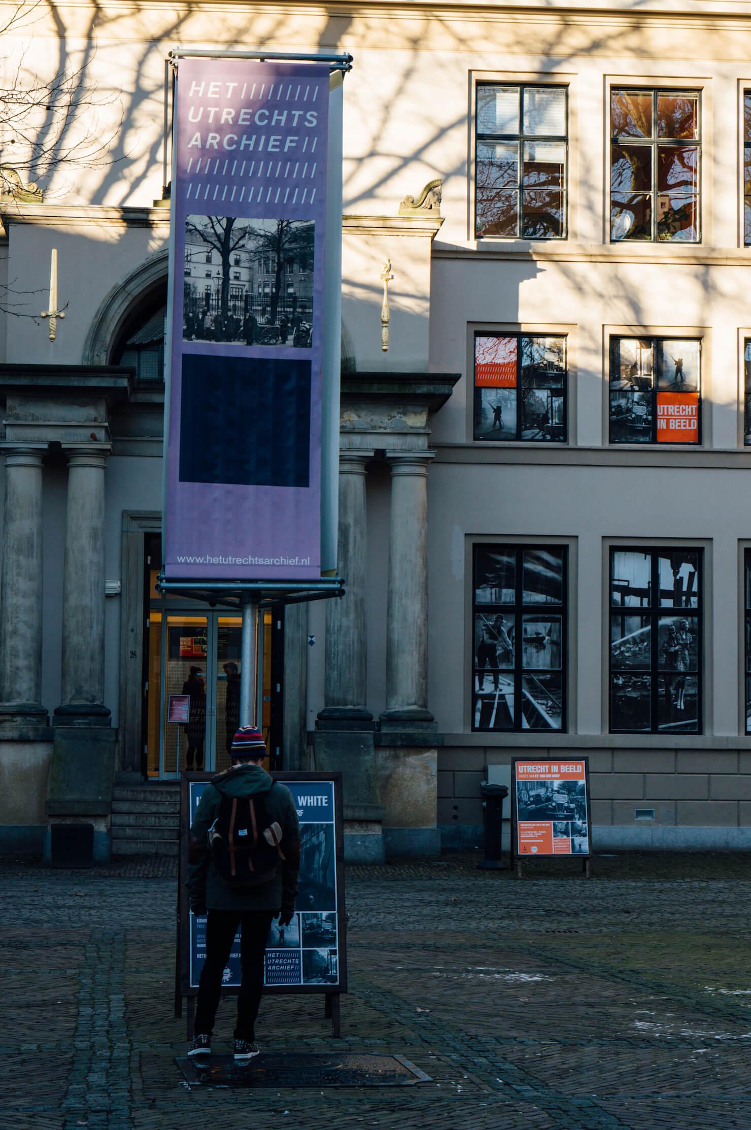 Utrecht in Beeld