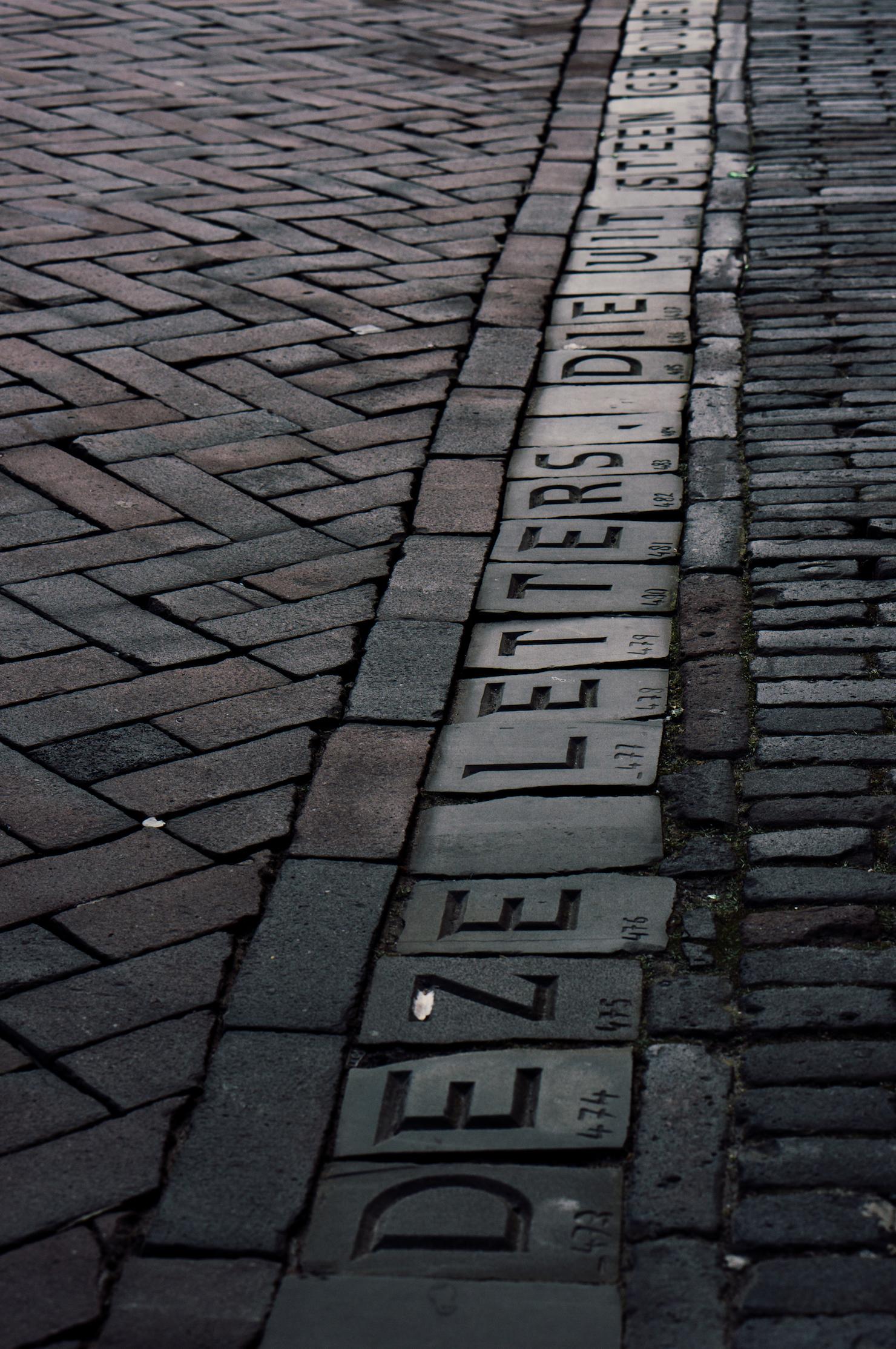 De letters van Utrecht